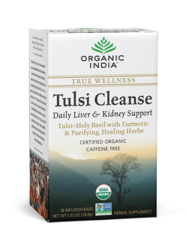 Tulsi Cleanse Tea