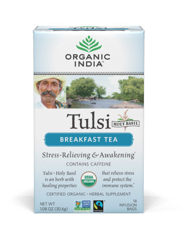 Tulsi Breakfast Tea